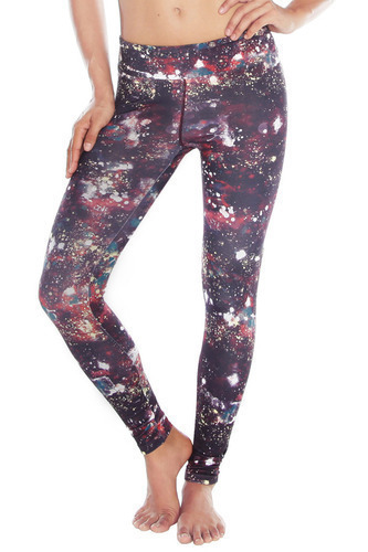 WITH Women Leggings PAINT DOTS