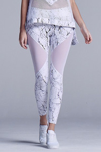 VARLEY Bicknell Tight - White Marble