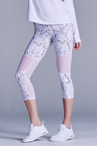VARLEY Aileen Tight - White Marble