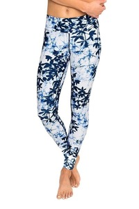Dharma Bums INDIGO DREAMS HIGH WAIST LEGGING - FULL LENGTH
