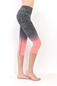 ITZON CAPRIS LEGGING BLACK+N.CORAL