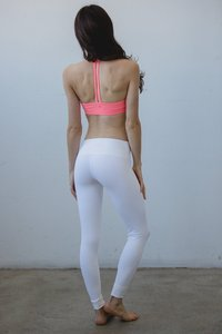 [해외배송][몬티엘]Montiel LEA LEGGING IN WHITE